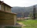 Albergue madera Cabuerniga Cantabria 9