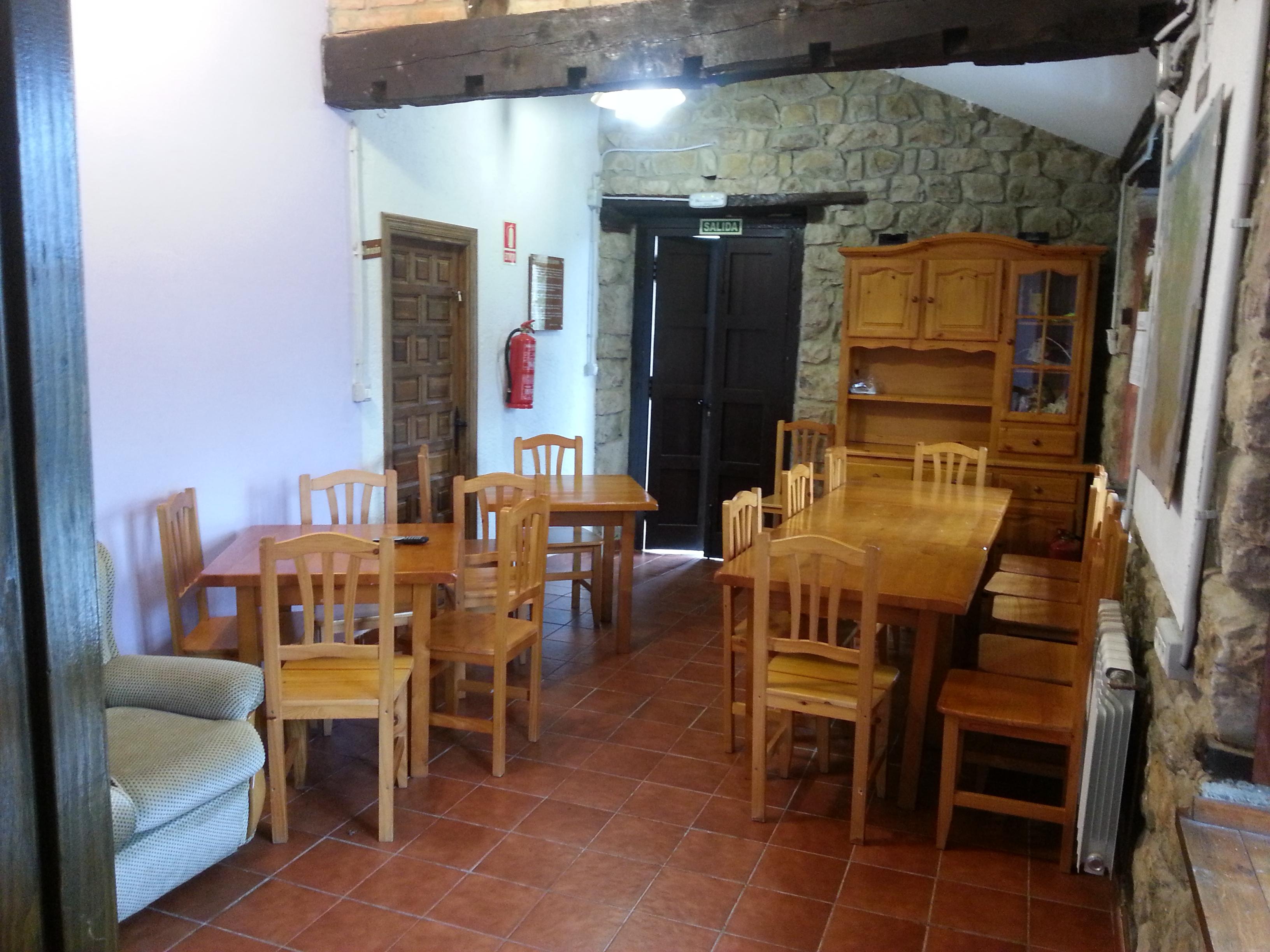 Albergue en Cantabria