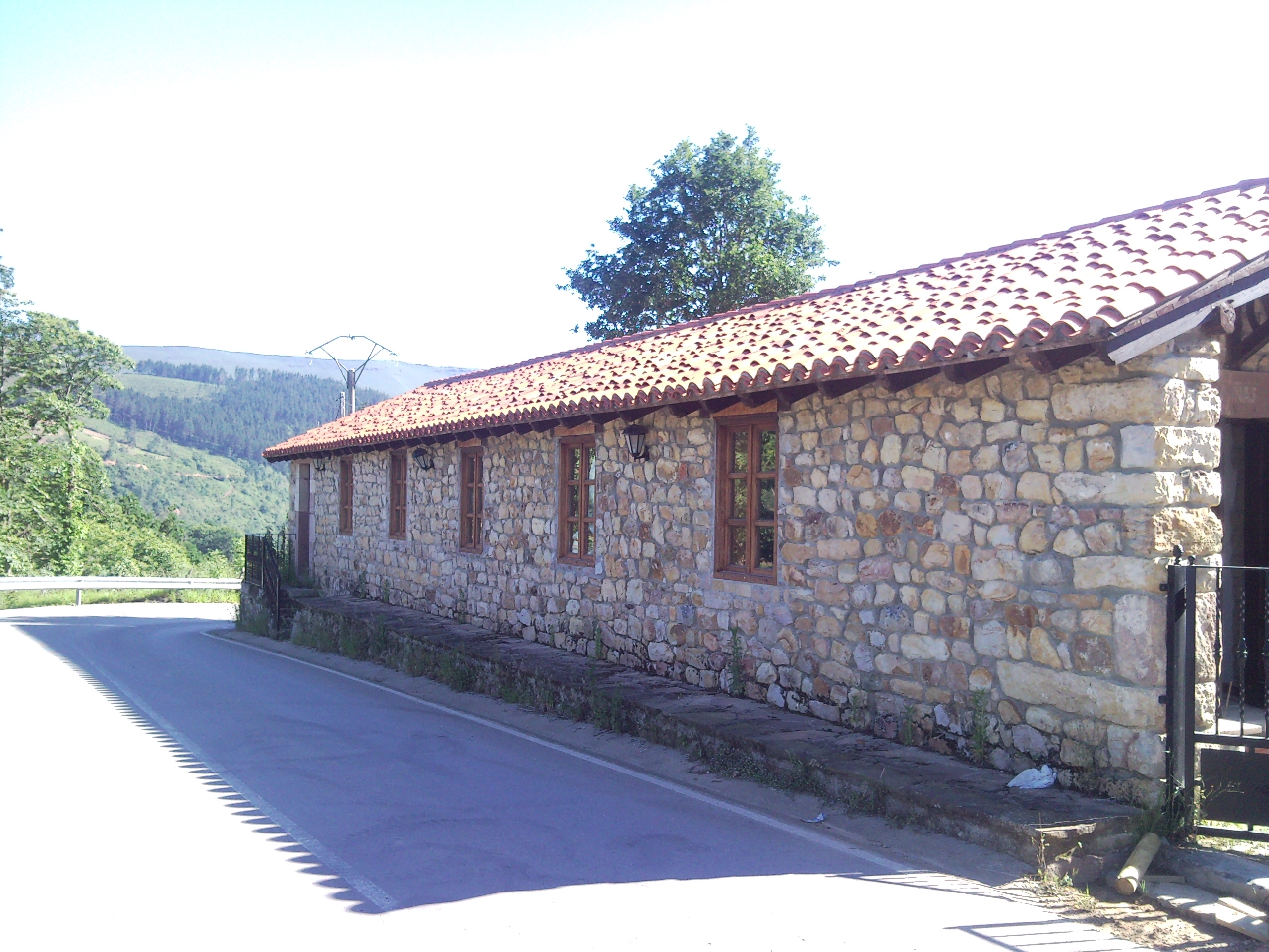 Albergue en cantabria cabuerniaventura casa rural for Casas de pueblo en cantabria