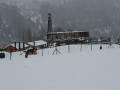 Cabuerniaventura con nieve