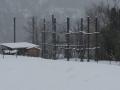 Nieve en Cabuerniga