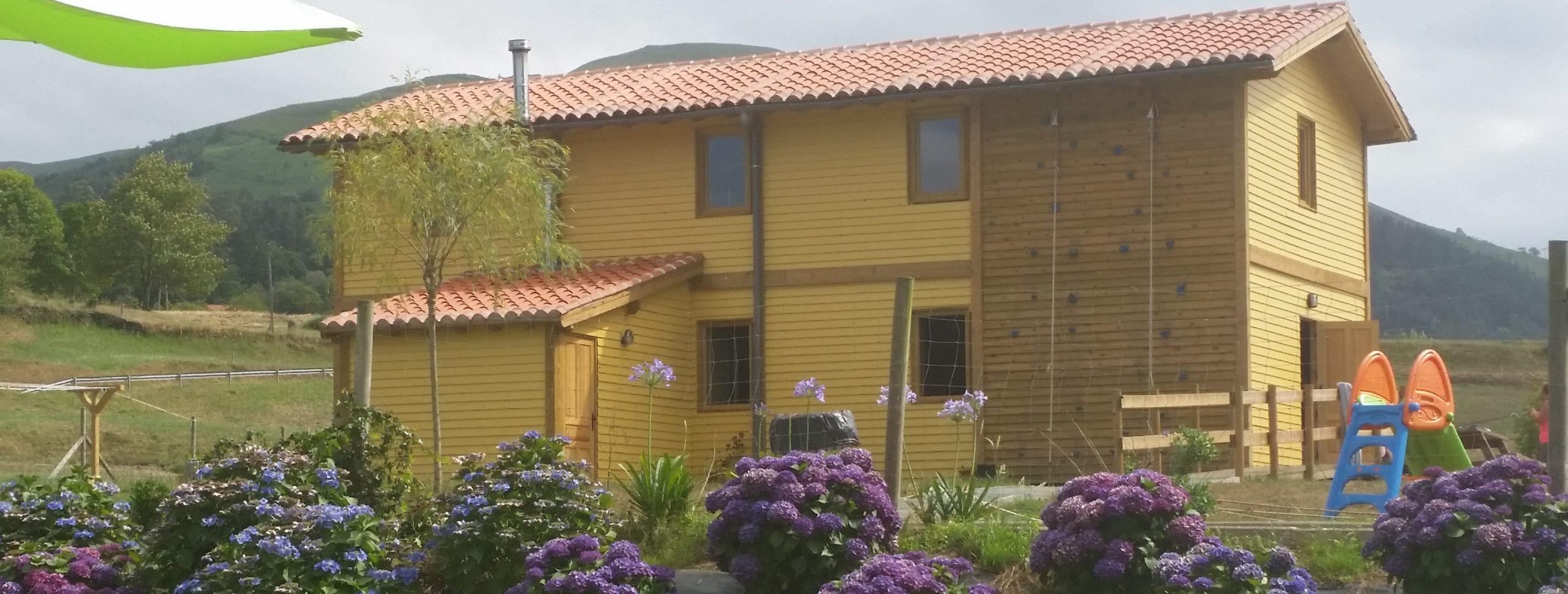 Albergue Cabuerniaventura Cantabria
