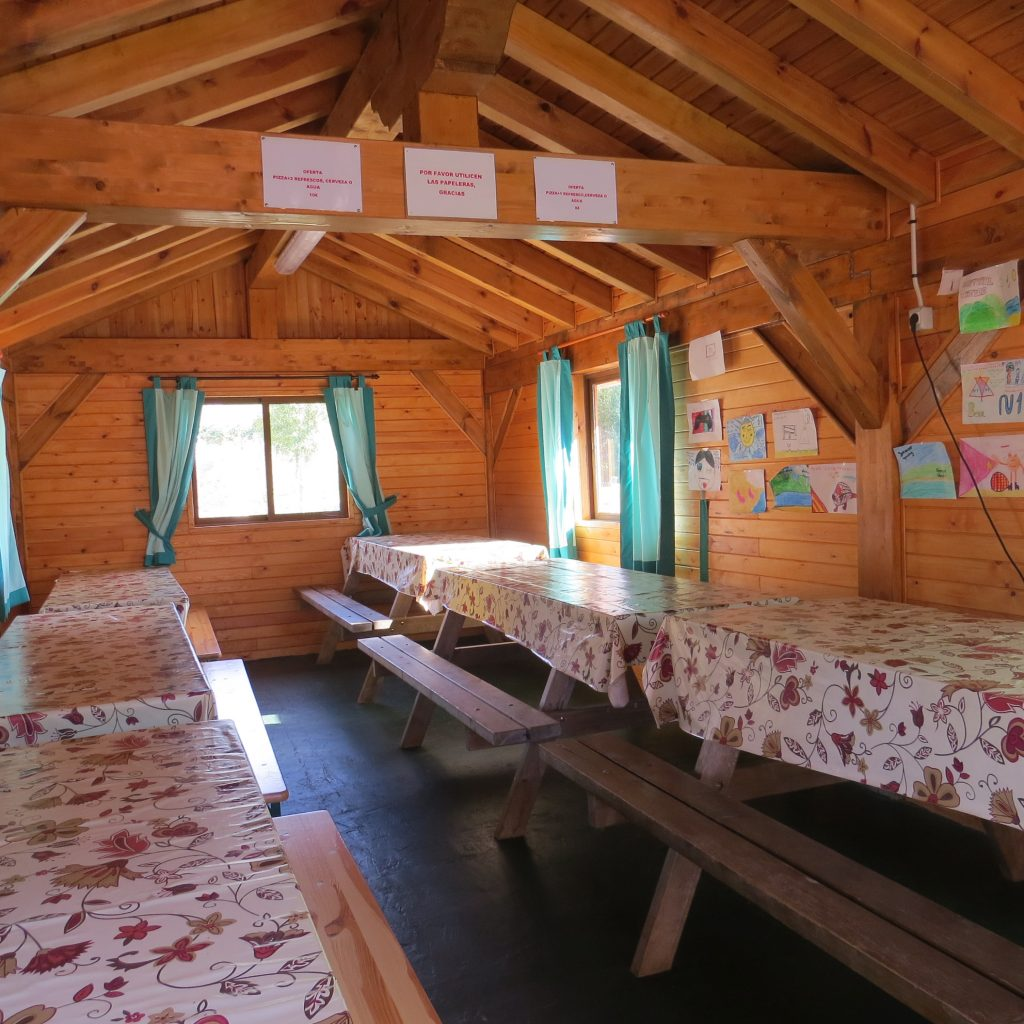 Salón polivalente Cabuerniaventura Cantabria