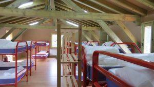 Habitación 20 camas con baños Cabuerniaventura Cantabria