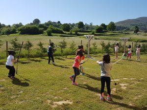 archery tag Cabuerniaventura