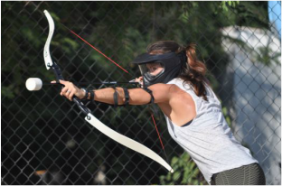 BATALLA CON ARCO o archery tag